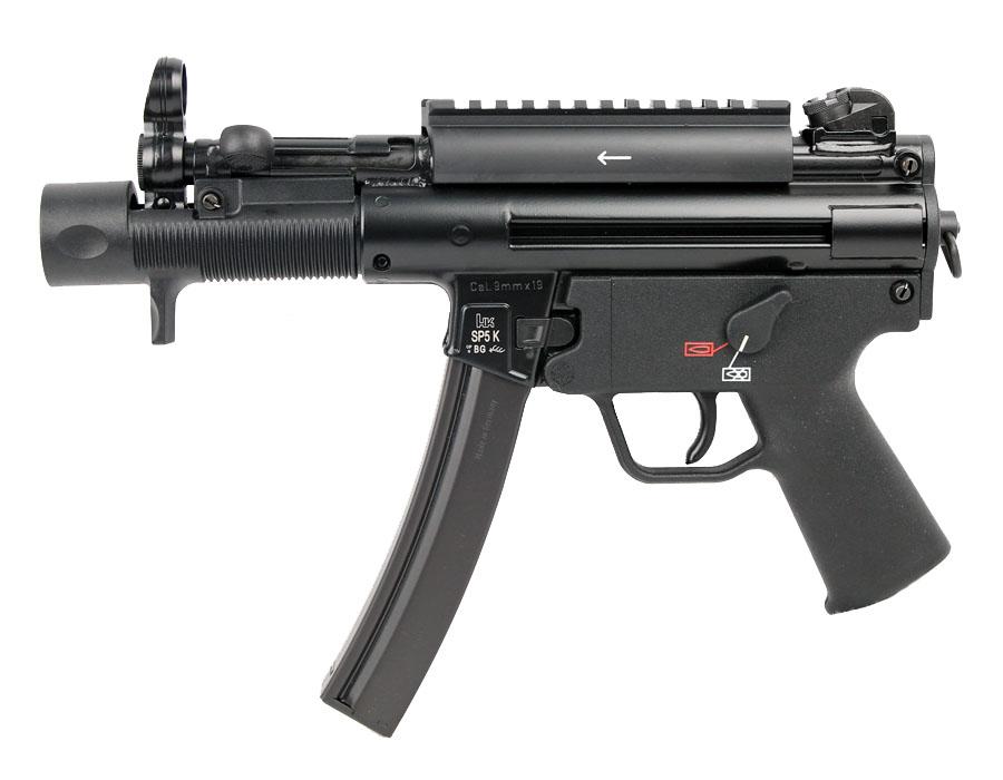 H&K SP5K 9mm - Left