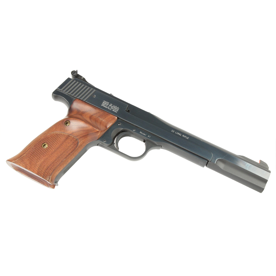 Smith & Wesson Model 41, 22LR - USED