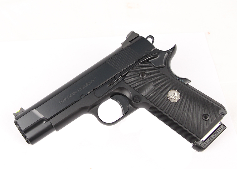 Wilson Combat Ultralight Commander Carry 45ACP