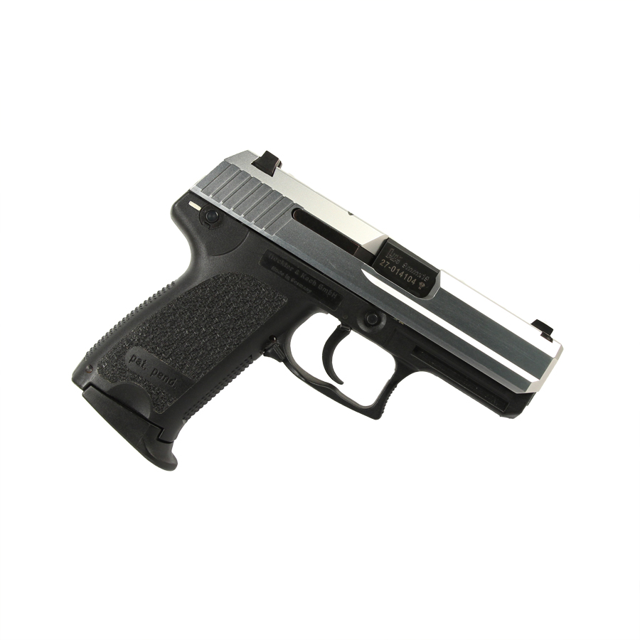 HK USP Compact, Two-Tone, 9mm - USED