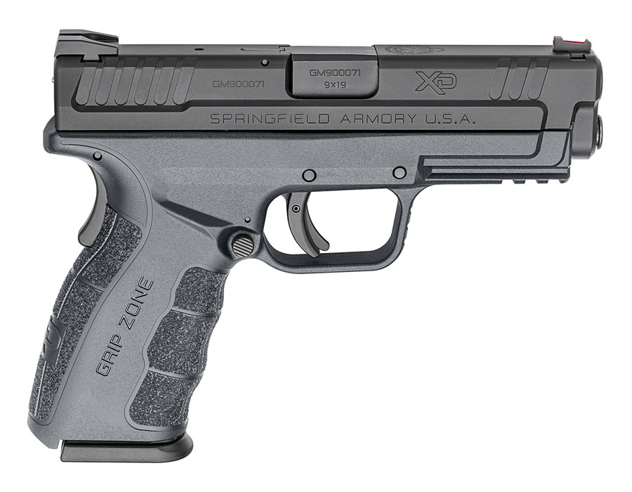 Springfield Armory XD-MOD 2, 9mm, 4