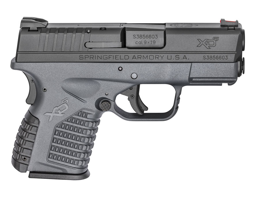 Springfield Armory XDS 9mm - Grey
