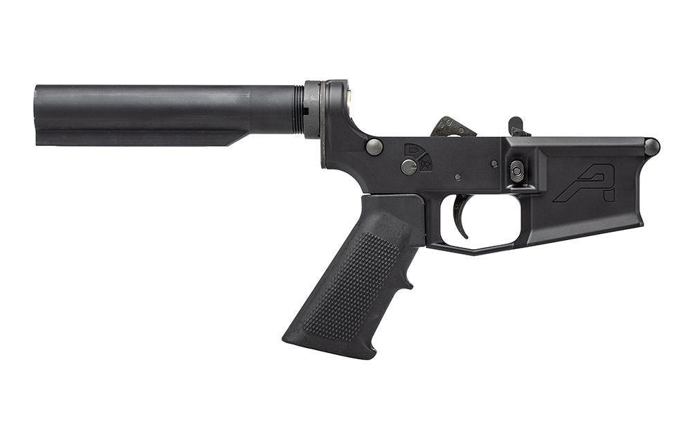 Aero Precision M4E1 Carbine Complete Lower Receiver w/A2 Grip - BLK
