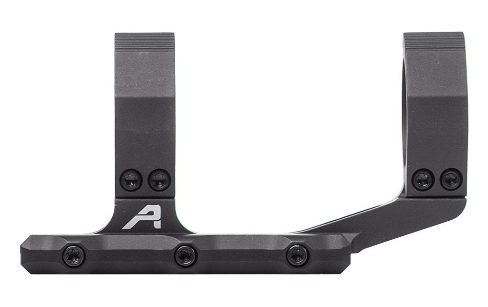 Aero Precision Ultralight 30mm Scope Mount, Extended - BLK