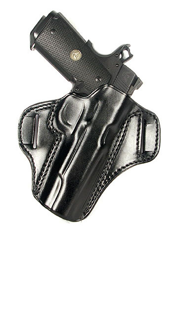 Ritchie Leather Belt Speed Scabbard - For Glock 48