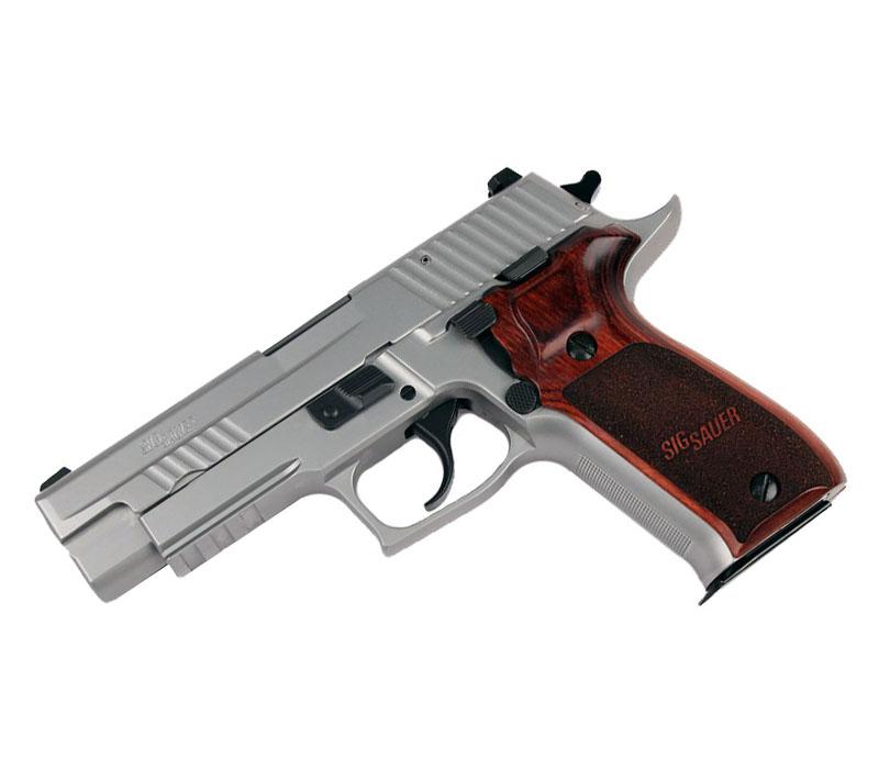 Sig Sauer P226R ELITE 9mm, SS, SigLite Night Sights, DA/SA, SRT