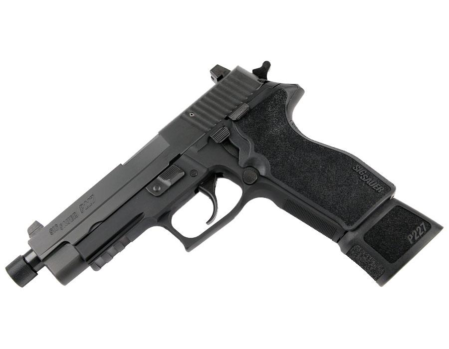 Sig Sauer P227R Tactical - Threaded BBL