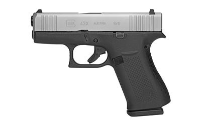 Glock 43X 9mm - Silver