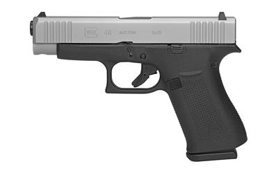 Glock 48 9mm - Silver