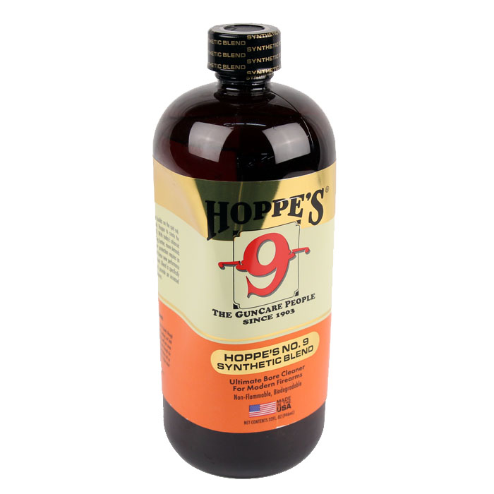Hoppe's #9 Cleaning Solvent - 32 oz Bottle