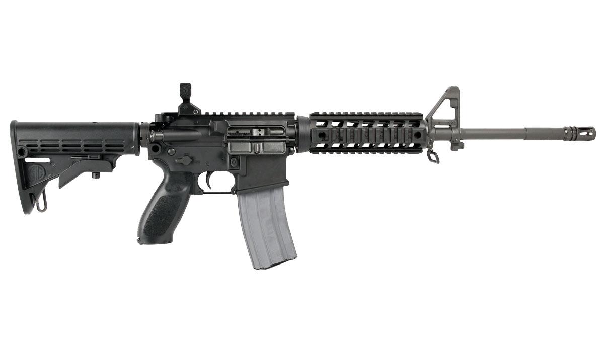 Sig Sauer M400 SWAT Rifle, 5.56 x 45mm, 16