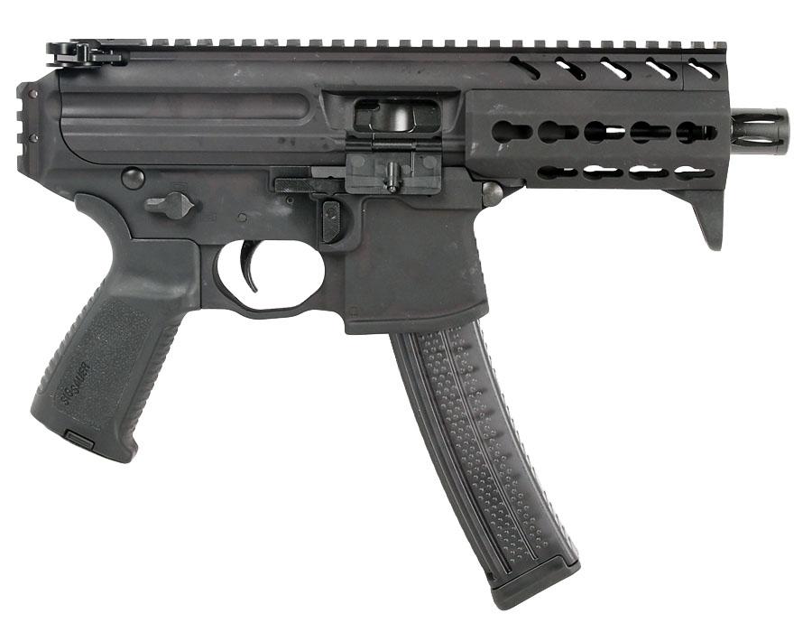 Sig Sauer MPX PDW Pistol, Keymod, 9mm