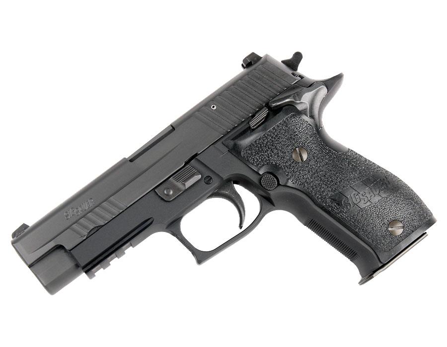 Sig Sauer P226R ELITE SAO, 9mm, Nitron, SigLite Night Sights, SAO