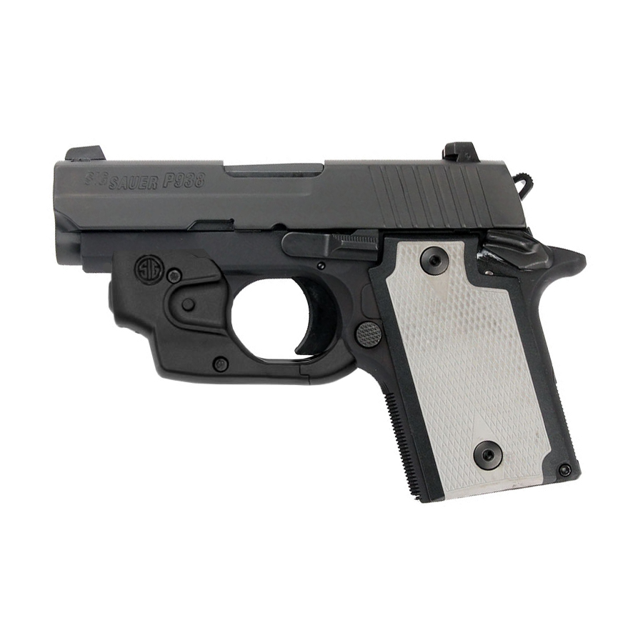 Sig Sauer P938 9mm with Laser