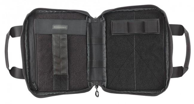 Propper 8x12 Pistol Case Open