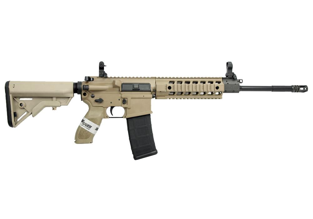 Sig Sauer 516 Patrol Rifle, Gen. 2, Flat Dark Earth, .223, 5.56mm