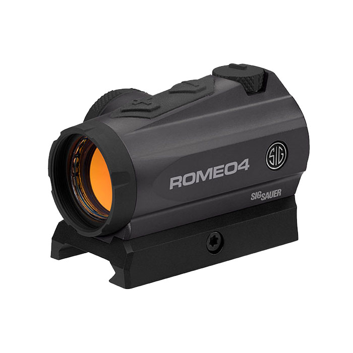 Sig Sauer Romeo4A 1X20mm Red Dot - 2 MOA