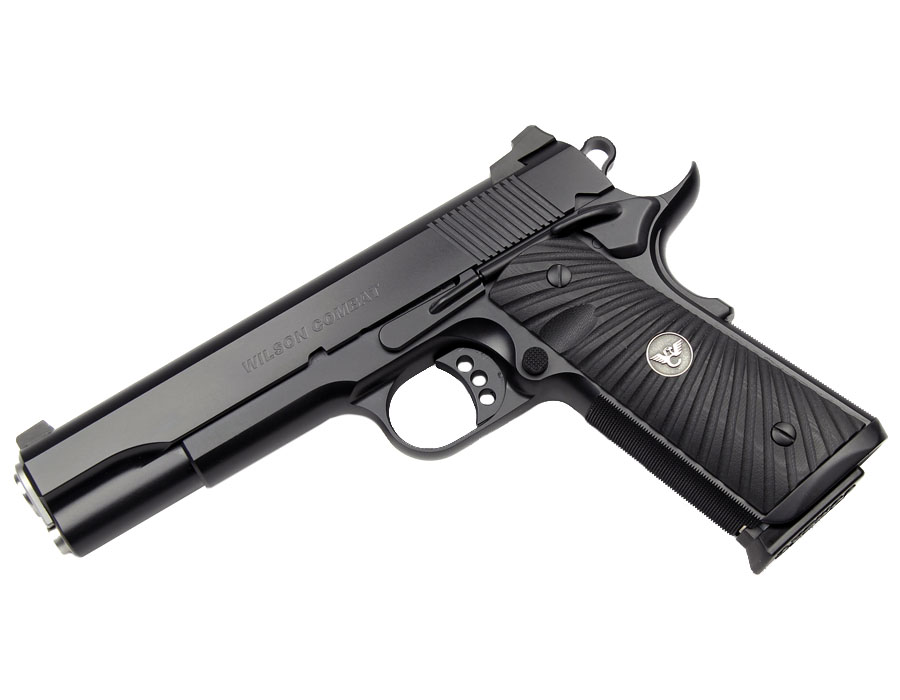 Wilson Combat Tactical Super Grade, Black