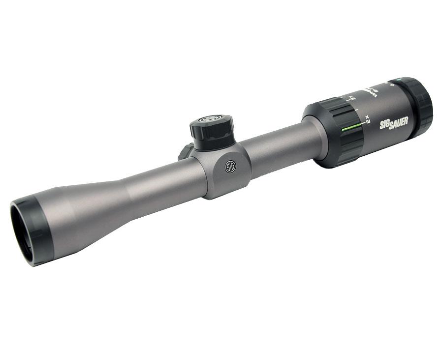 Sig Sauer Whiskey3 2-7X32mm Riflescope - Circleplex Reticle