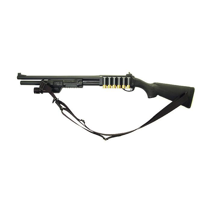 Wilson Combat Standard 12GA. Shotgun, Black Armor Tuff