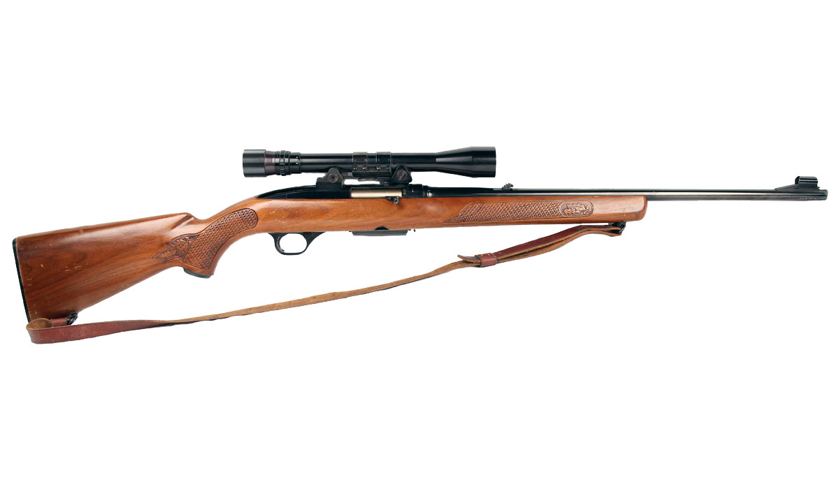 winchester model 100 308 win used top gun supply