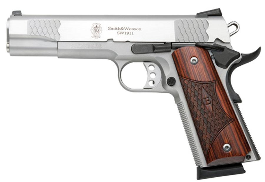 Smith & Wesson Model SW1911 E-Series, 5