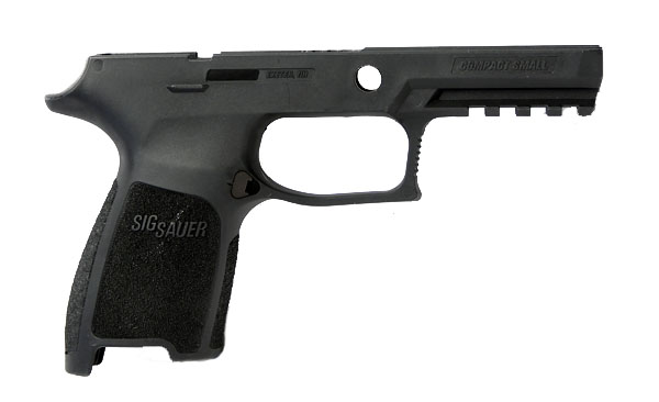 Sig Sauer P250/320 Grip Module Assembly, .45ACP Compact Frame - Small Grip