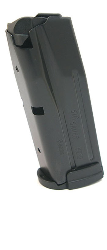 SIG SAUER P250 Sub-Compact 9mm 12rd magazine
