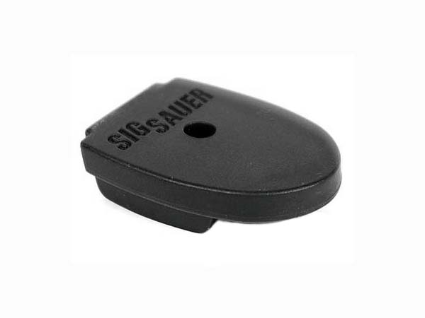 Sig Sauer Magazine Base Plate - P320/P250 9mm,  40SW,  357SIG New Style