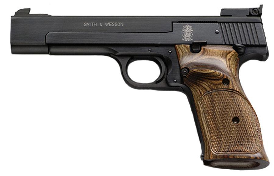 Smith & Wesson Model 41, 5.5 inch .22LR