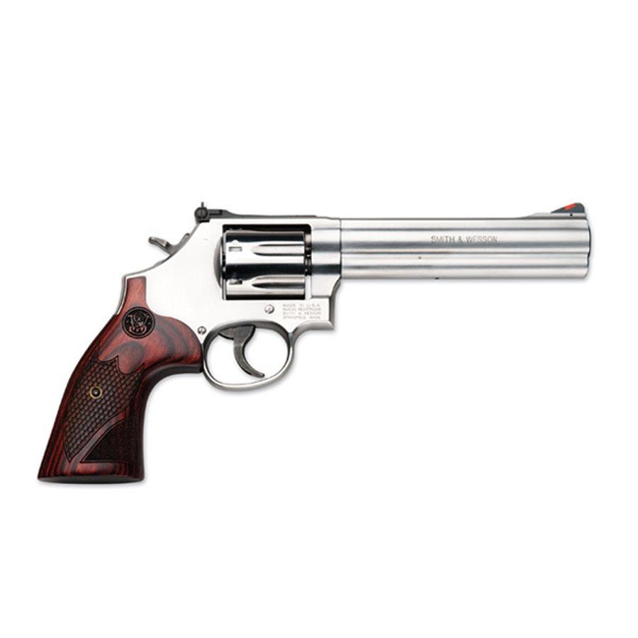 Smith & Wesson Model 686 Deluxe Seven Shot, 6 inch .357 Magnum TALO