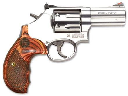 Smith & Wesson Model 686 Deluxe Seven Shot, 3 inch .357 Magnum TALO