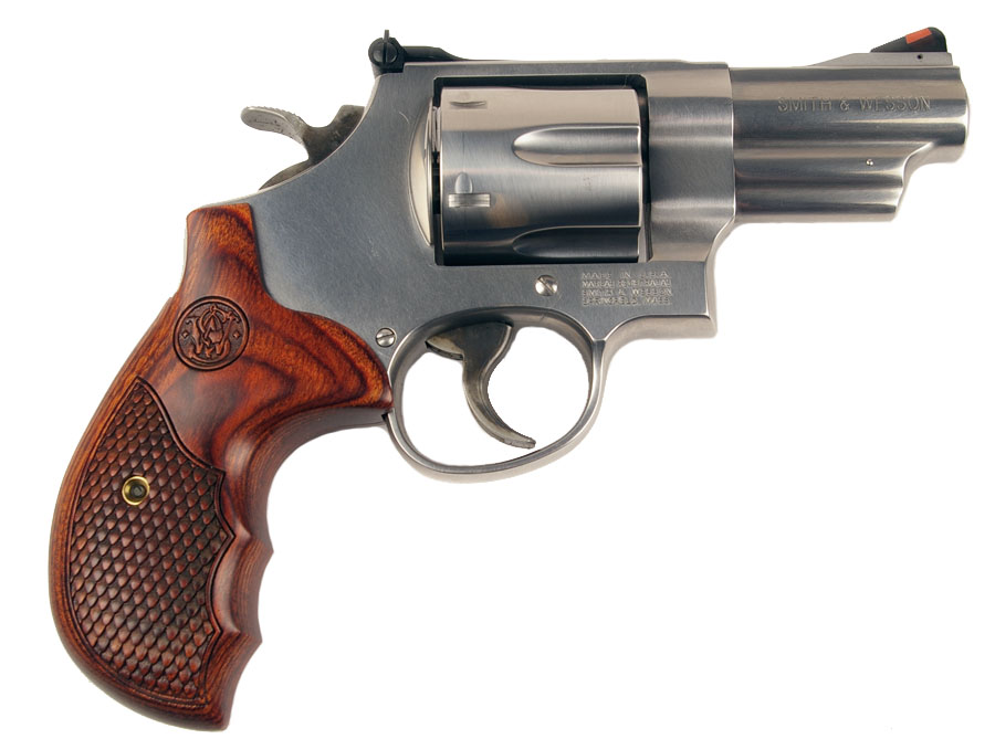 Smith & Wesson Model 629 Deluxe Six Shot, 3 inch .44 Magnum TALO