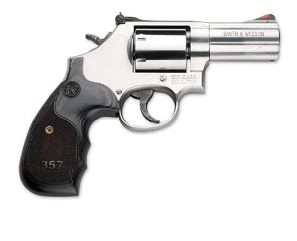 Smith & Wesson Model 686 PLUS Seven Shot, 3 inch .357 Magnum TALO