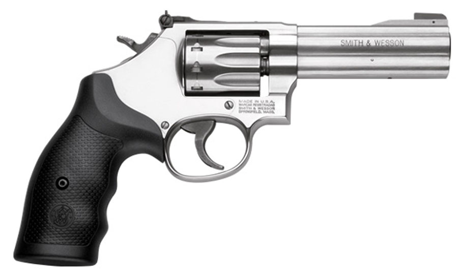 Smith & Wesson Model 617 Ten Shot, 4 inch .22 LR