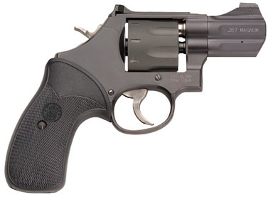 Smith & Wesson Model 327 Night Guard .357 Magnum - 8 Shot