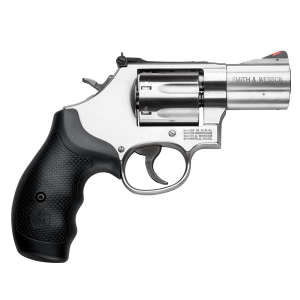 Smith & Wesson Model 686 Six Shot, 2.5 inch .357 Magnum