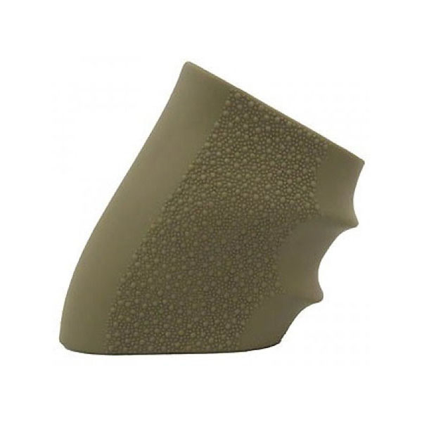 Hogue HANDALL Universal Rubber Grip Sleeve - OD GREEN