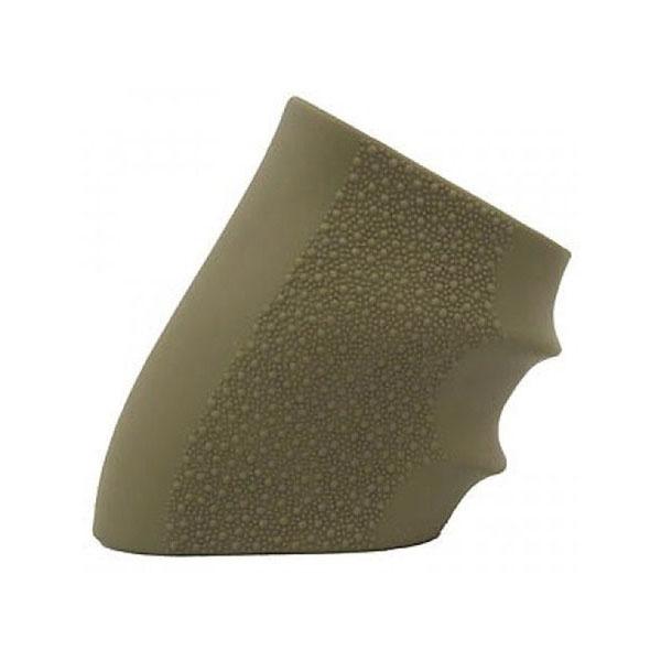 Hogue HANDALL Universal Rubber Grip Sleeve - OD GREEN