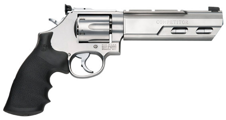 Smith & Wesson Model 629 Competitor Six Shot, 6 inch .44 Magnum