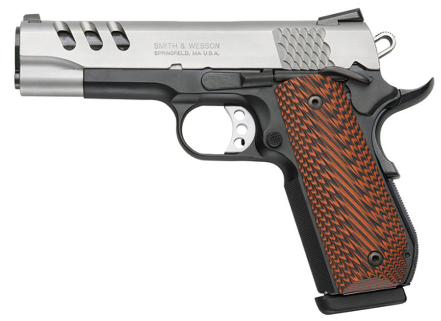 Smith & Wesson Model SW1911, 4 1/4,