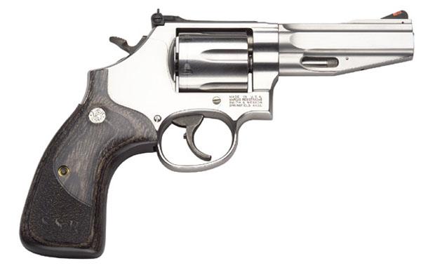 Smith & Wesson Model 686 SSR Six Shot, 4 inch .357 Magnum