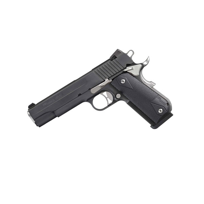 Sig Sauer 1911 Fastback Nightmare, Nitron .357 SIG, Night Sights