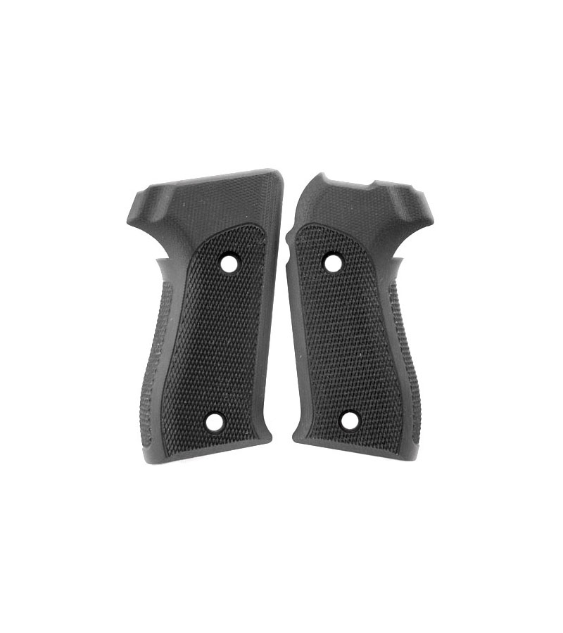 Hogue Extreme G10 Grips P220 - CHECKERED BLACK