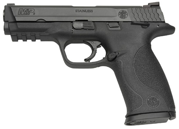 Smith & Wesson M&P9-Full Size, Thumb Safety