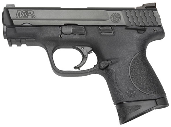 Smith & Wesson M&P9-Compact, Thumb Safety