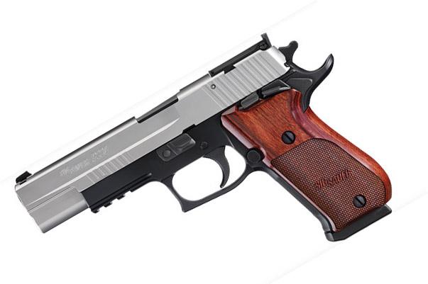 Sig Sauer P220R SUPER MATCH