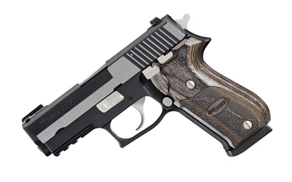 Sig Sauer P220R Carry EQUINOX .45ACP, Nitron, Night Sights, DA/SA