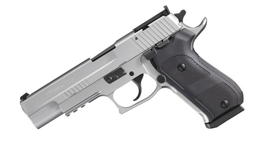 Sig Sauer P220R MATCH ELITE .45ACP, Stainless, DA/SA, SRT