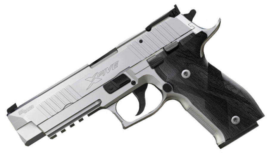 Sig Sauer P226 X5-E ALLROUND, 9mm, Adjustable Sights, DA/SA